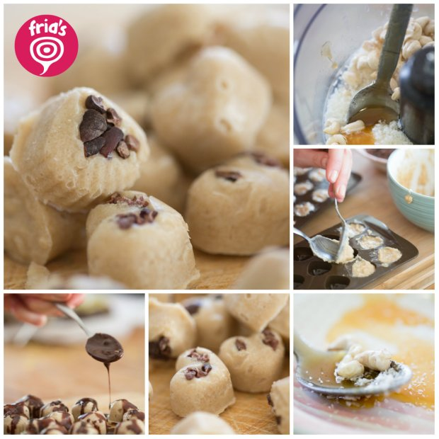 Coconut Bombs Collage