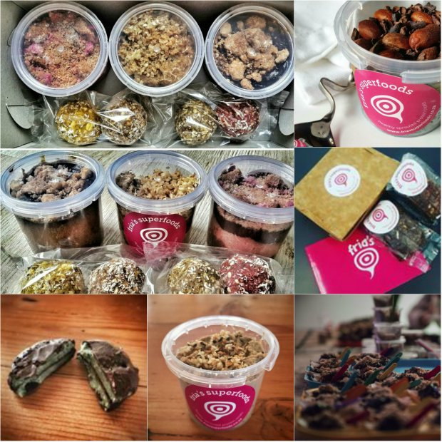 Goodie Box Mix Collage