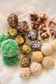 A mix of treats