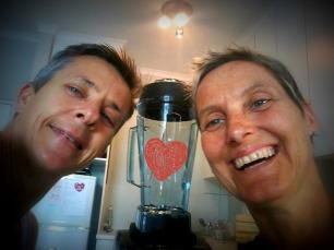 Angela and Saskia: Mostly Mindful