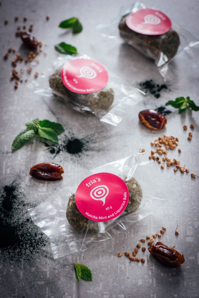 Healthy Sprouted Protein Treats