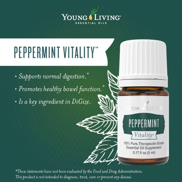 Young Living EO Peppermint