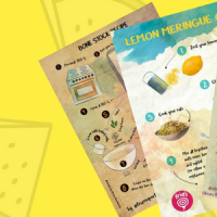 Illustrated Recipes Box Set