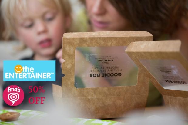 Goodie box discount