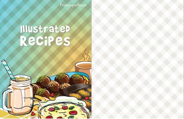 Illustrated Recipes Free e-book 1